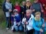 Nordic walking - Kopiec Piłsudskiego i zoo