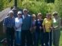 Nordic Walking: Lubomir, Sucha Polana - maj'15