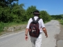 Nordic walking - kopiec Krakusa