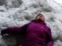 nordic walking: Śnieżnica
