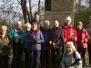 Nordic walking - wielicki kirkut