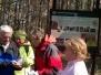 Nordic Walking w Niepołomicach - marzec 2015