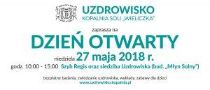 """Dzień Otwarty Uzdrowiska Kopalnia soli """"Wieliczka"""""""