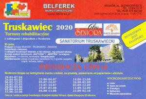 Truskawiec i inne oferty… Belferka