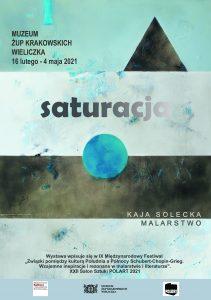 Wystawa SATURACJA w Zamku Żupnym w Wieliczce